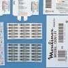 不干胶条码标签-条形码印刷
