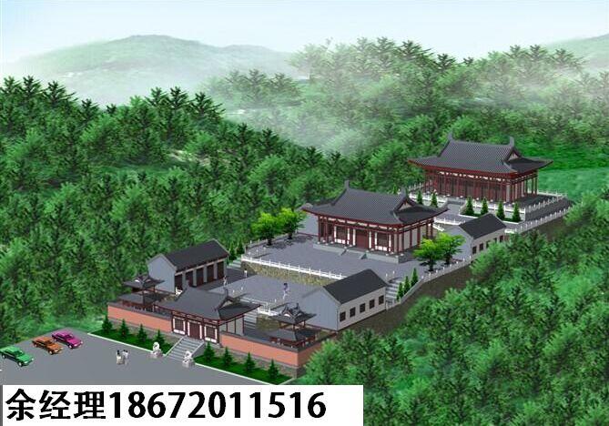 寺庙规划设计,寺院建筑设计,庙宇规划设计