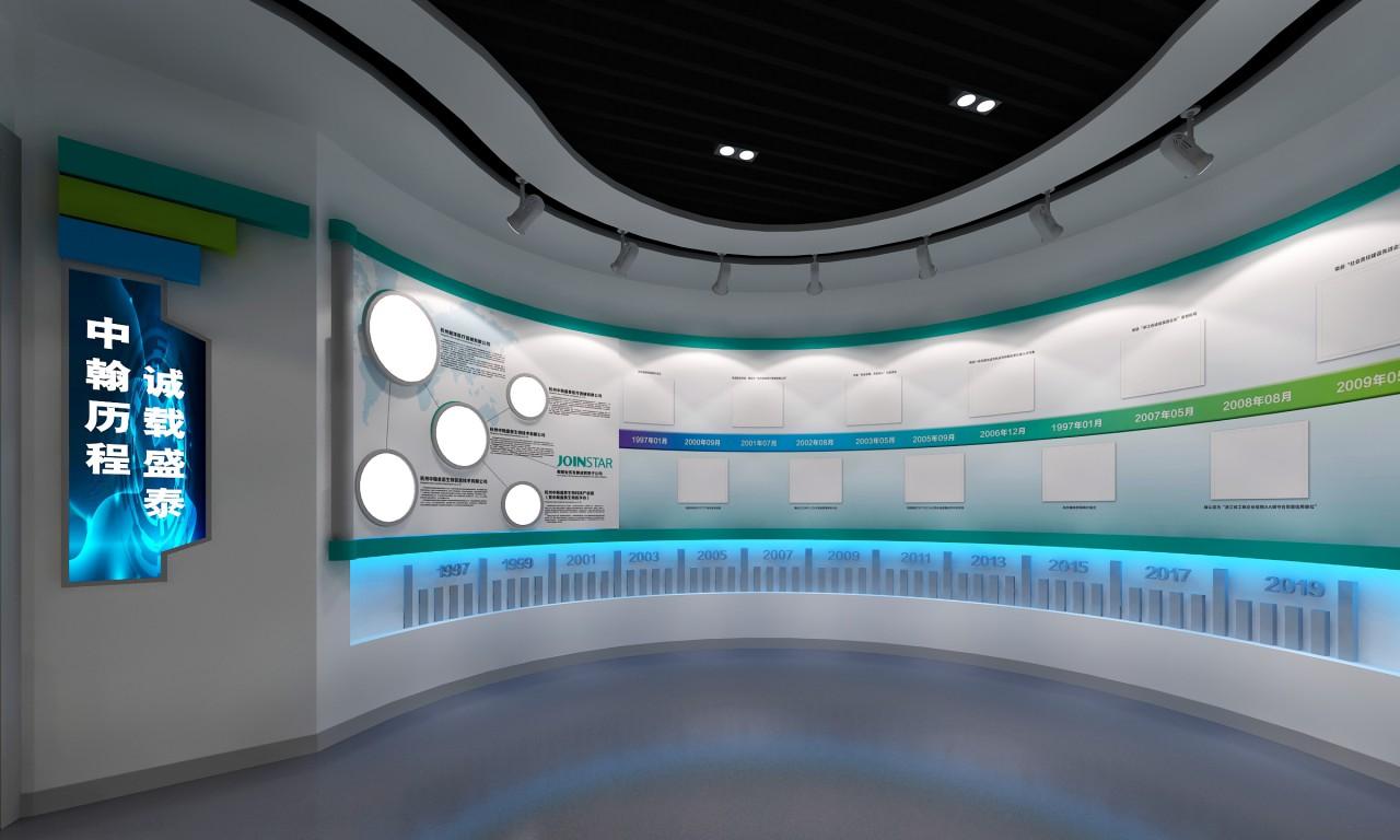 企业展厅设计公司,施必得展示设计是首选.