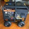 诺克250A柴油电焊电焊一体机nk-6800dw