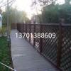 北京防腐木葡萄架花架 围栏地板花盆制作哪家好