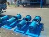 简易固定式中吸潜水轴流泵