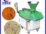 多功能切菜机 商用型 山药切片机 可以切丝 切片 切丁