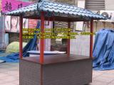 农庄别墅屋顶琉璃树脂瓦报价安装