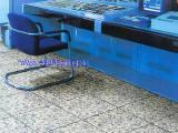 全钢PVC面防静电活动地板