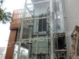 深圳电梯井道,观光电梯井道安装,钢结构电梯井道