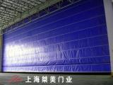 上海萨都奇门业供应雷达式快速提升门.堆积式高速提升门