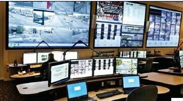 智能家居安防系统图片