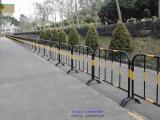 小区管道维修专用施工铁马护栏,深圳安全隔离护栏厂家