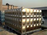 鼎热原水处理设备不锈钢保温水箱不生青苔