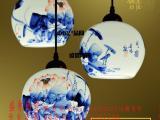 客厅卧室陶瓷灯 酒店装饰台灯 批发生产