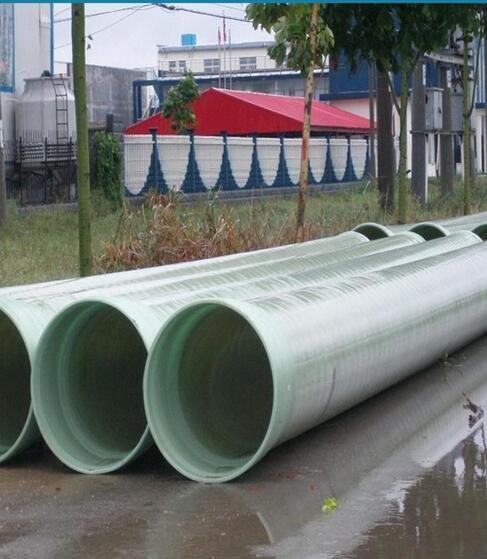 厂家直销 玻璃钢缠绕管道、工艺管道 质优价廉