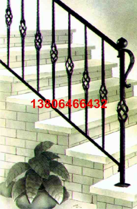 铁艺护栏供应