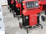 迈象聚氨酯喷涂机专业为保温水箱喷涂行业提供解决方案