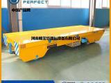 钢管设手动搬运车 物资工程轨道车 钛钢轧锟平板车