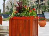 花箱图片|实木花箱价格|塑木花箱生产厂家