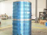 镀铝锌环保供水设备可定制鼎热立式圆形太阳能水箱