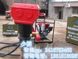 供气动植桩机多功能 打桩机防汛植桩机防汛打桩机