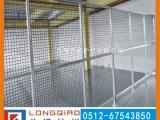 苏州铝合金车间隔离网 苏州工业铝合金型材防护网