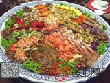 找饭店蒸大盘海鲜用的装菜大盘子