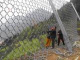 环形拦石被动防护网生产厂家