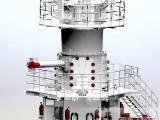 800-1200目磨粉机 碳酸钙方解石超细磨