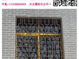 鼎安锌钢防护窗生产厂家最低价格锌钢防盗网预览图防盗窗报价