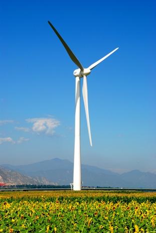 青岛3KW风力发电机 小型家用风力发电机组
