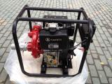 3寸防汛应急便携式柴油铁泵