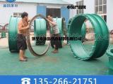 柔性防水套管dn100钢制柔性防水套管厂家直销