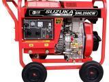 上海铃鹿柴油发电焊机