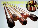 双和牌铜包钢接地棒具有稳定的电阻率