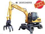 宝鼎BD95W-9蔗木装卸机