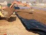 盖州土工膜,2mm厚hdpe土工膜,黑绿双色土工膜