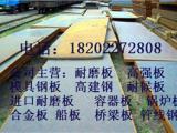 供应现货Q345D合金板成交欠佳