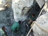 绿松石开采设备液压劈裂机替代爆破机械厂家直销