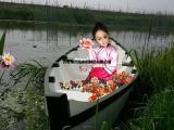 兴泓定制欧式木船景观船