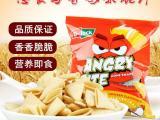 马来西亚进口食品 D-Jack怒食鸟奶酪味香脆片50g