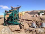 现货:宏川提供振动筛式旱地砂金设备