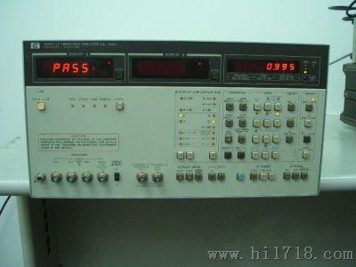 天天有惊喜HP8508A电压表
