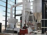 用超压梯形磨粉机生产灰钙可否?