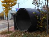 PVC建筑穿线管设备 PVC穿线管生产线