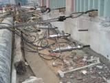 混凝土桩头桥墩拆除设备
