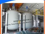 重庆YJ-TY-1废旧润滑油再生基础油炼油脱色过滤装置