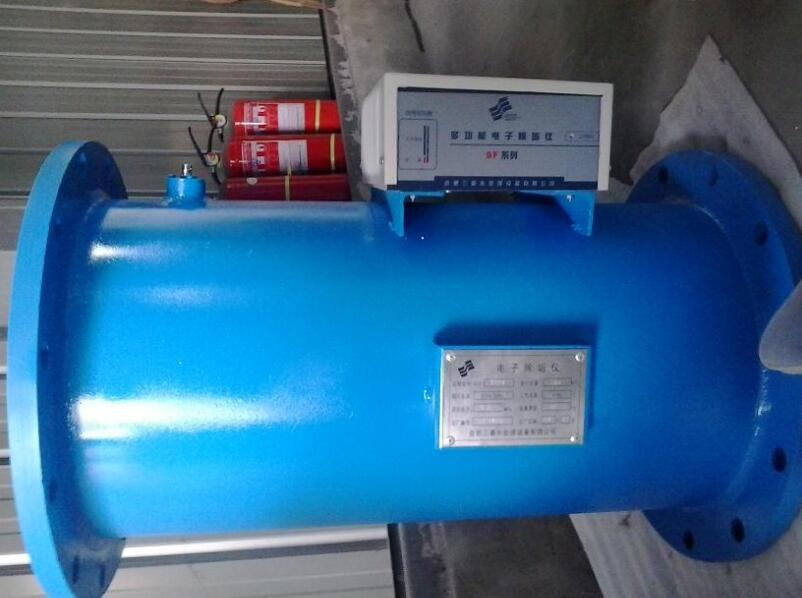 三番杀菌灭藻净水设备电子除垢仪