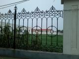 供应铸铁围墙、铁艺栏杆、铸铁围栏、铸铁道路围栏