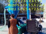 粮食装车气力吸粮机型号 农业新型输送设备吸粮机定做f7