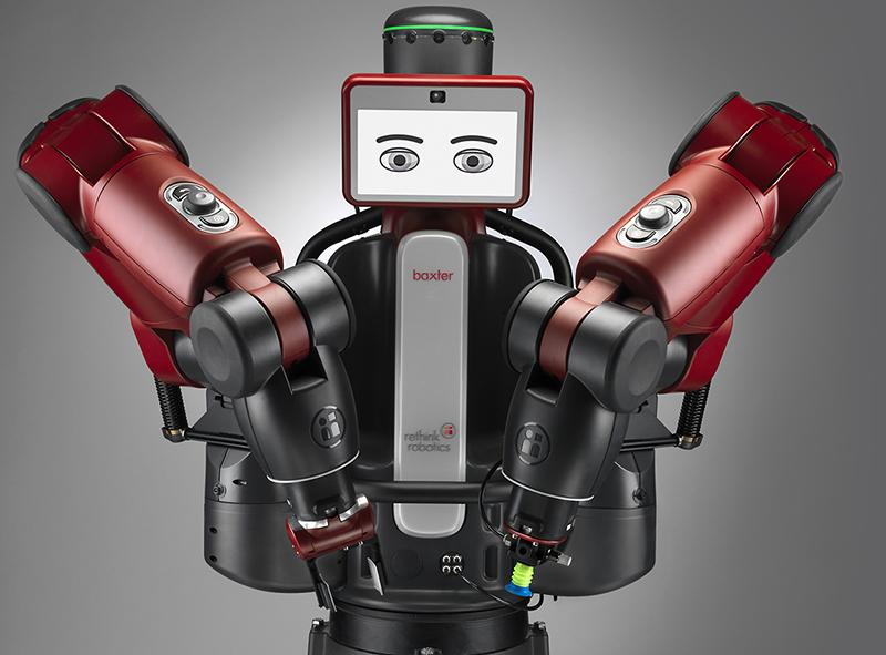 Baxter:创新的智能协作机器人