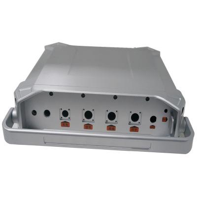 深圳铝合金手板制作,数据转换器手板加工,CNC加工精度高