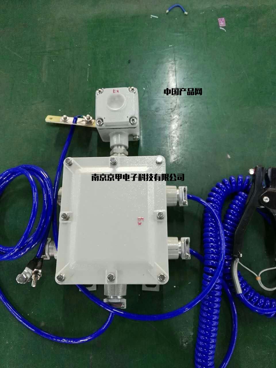 防溢流防静电控制器油库化工厂静电保护装置